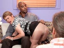 Marla's Cum-hole Is An Employee Benefit