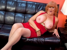 Naughty, king-size breasted, 61-year-old divorcee...got your attention?
